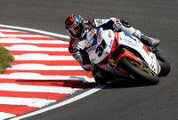 Karl Muggeridge D F Racing Honda CBR1000